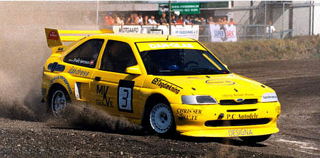 escort cosworth tyskland